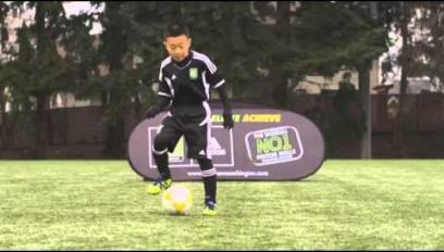 Coerver Coaching Ball Mastery Soccer Skills App - Now on ANDROID